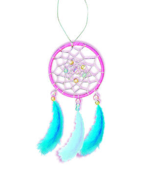 4M Make Your Own - Sparkling Dream Catcher