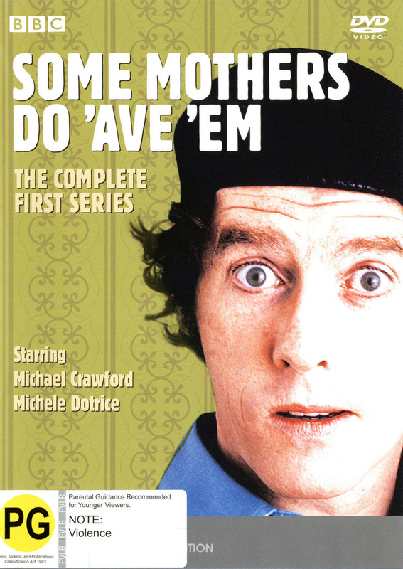 Some Mothers Do 'Ave 'Em - Series 1 on DVD