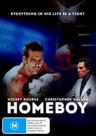 Homeboy on DVD