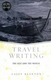 Travel Writing by Casey Blanton image