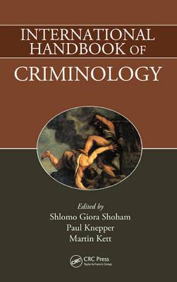 International Handbook of Criminology image