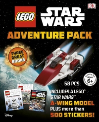 Lego Star Wars: Adventure Pack (Sticker Books, Model)