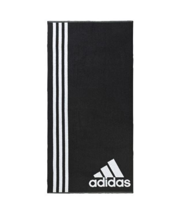 Adidas Towel (Black/White)