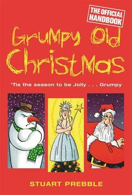 Grumpy Old Christmas by Stuart Prebble image