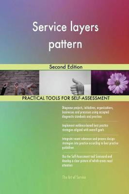 Service Layers Pattern Second Edition by Gerardus Blokdyk image