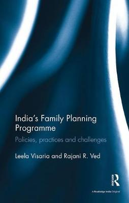 India's Family Planning Programme by Leela Visaria image