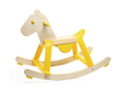Djeco: Yellow Rock'it! - Sit & Ride Rocking Horse