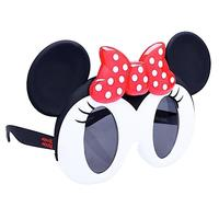 Sunstaches: Lil' Characters Sunglasses - Minnie Mouse