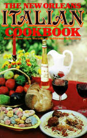 New Orleans Italian Cookbook, The by Italian-American Society of Jefferson