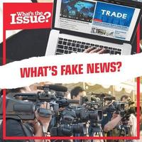 What's Fake News? by Joyce Jeffries image