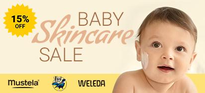 Baby Skincare Sale!