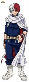 My Hero Academia: Life-size Tapestry 3 Shoto Todoroki