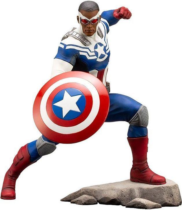 ARTFX+ Captain America (Sam Wilson) PVC Figure