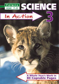Science in Action: Bk. 3 by Jo Powell image