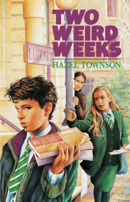 Two Weird Weeks by Hazel Townson image