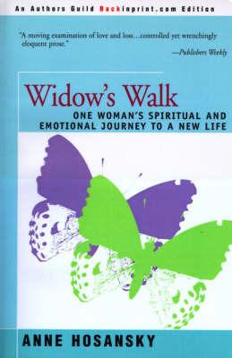 Widow's Walk by Anne Hosansky