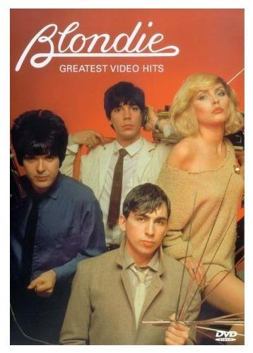 Blondie - Greatest Video Hits on DVD