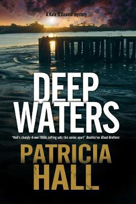 Deep Waters by Patricia Hall image