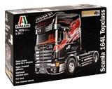 Italeri: 1/24 Scania 164L Topclass - Model Kit