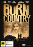 Burn Country on DVD