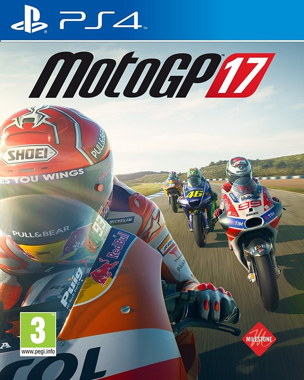Moto GP 17 for PS4