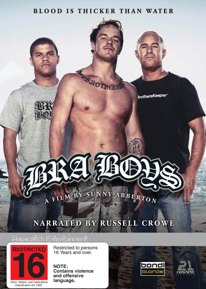Bra Boys on DVD image