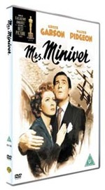 Mrs Miniver on DVD