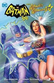 Batman '66 Meets Wonder Woman '77 by Jeff Parker