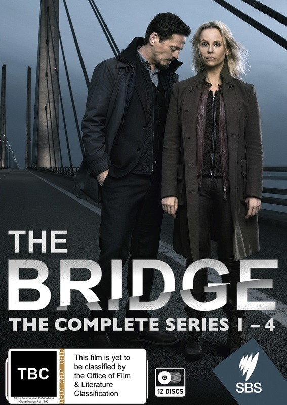 The Bridge Series 1-4 on DVD