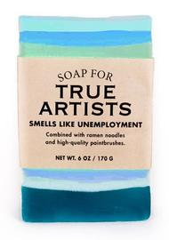 Whiskey River Co: Soap - True Artists