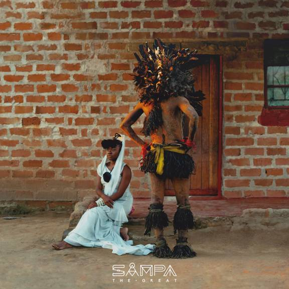 The Return by Sampa The Great image