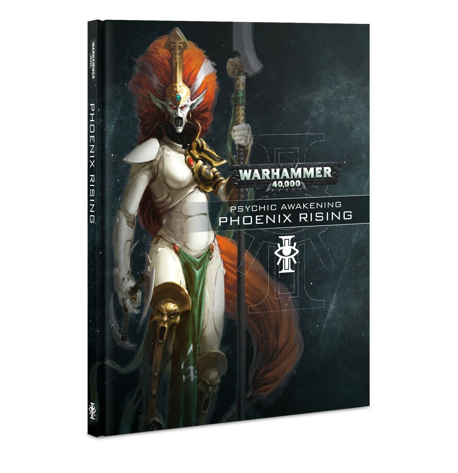 Warhammer 40,000 Psychic Awakening: Phoenix Rising image