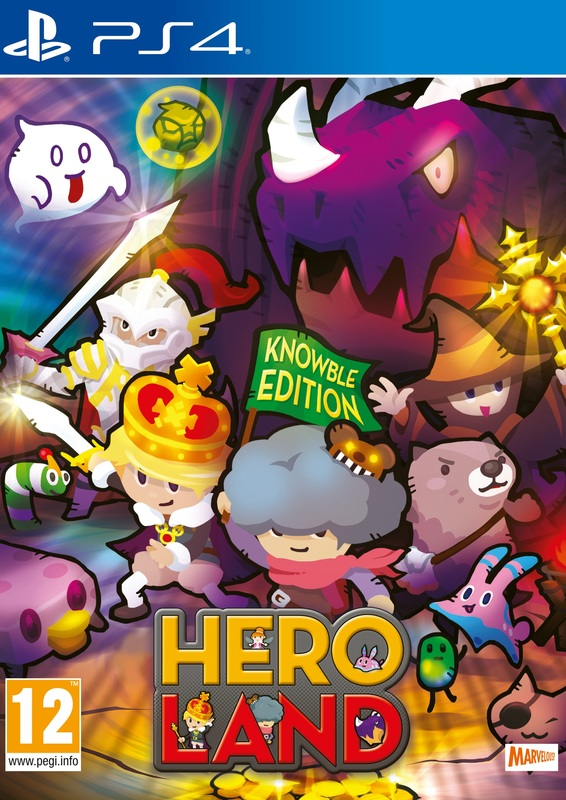 Heroland Knowble Edition for PS4
