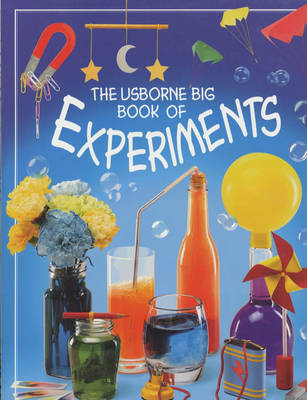 The Usborne Big Book of Experiments by Alastair Smith image