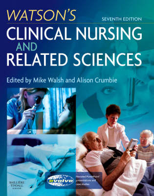 Watson's Clinical Nursing and Related Sciences by Mike Walsh image