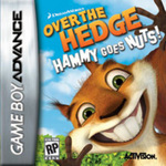 Over the Hedge: Hammy Goes Nuts for Game Boy Advance