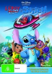 Leroy And Stitch on DVD