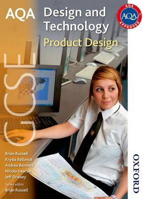 AQA GCSE Design and Technology: Product Design by Jeff Draisey image