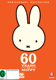 Miffy: 60th Anniversary Collection DVD