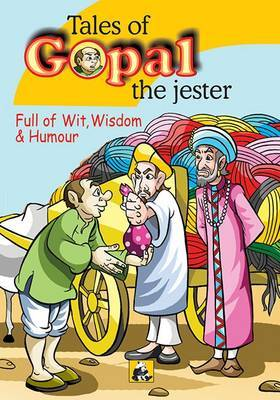 Tales of Gopal the Jester by Swapna Gupta image