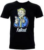 Fallout Vault Boy Charisma T-Shirt (Large)