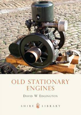 Old Stationary Engines by David W. Edgington image