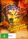 Jungle Book (1942) DVD