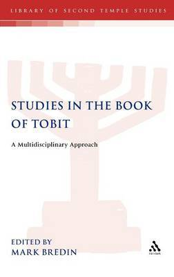 Studies in the Book of Tobit by Mark Bredin image