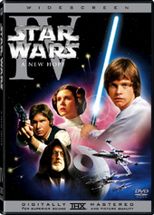 Star Wars: Episode IV -  A New Hope (2 Disc Set) on DVD