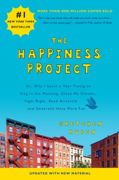 The Happiness Project by Gretchen Rubin image