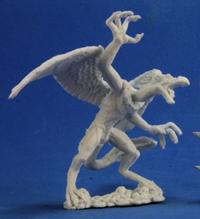 Dark Heaven Bones: Vrock Demon