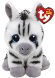 Ty Beanie Babies: Stripes Zebra - Small Plush