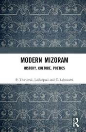 Modern Mizoram by P. Thirumal image