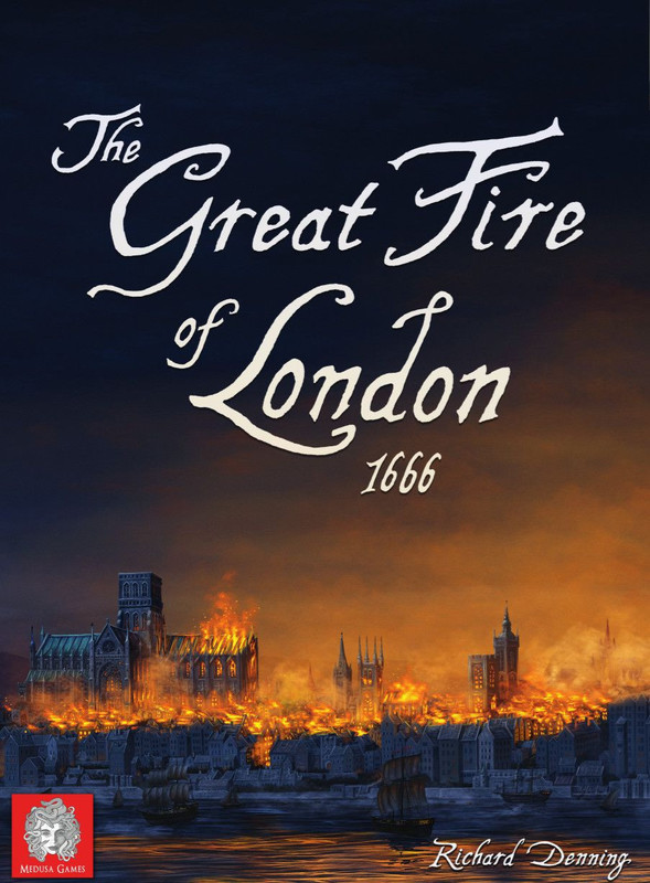 The Great Fire of London 1666 - 3rd Edition